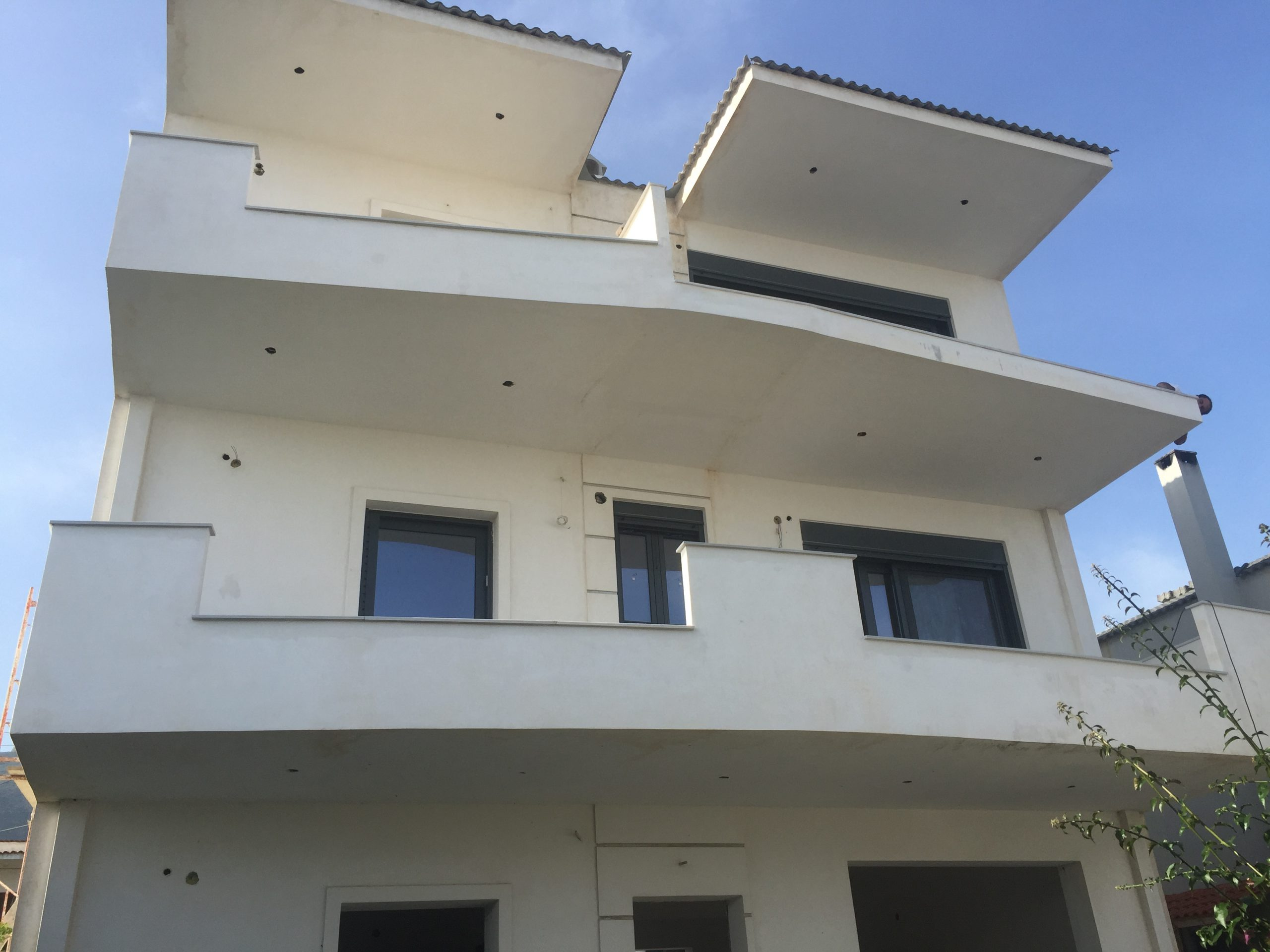 Συγκρότημα κατοικιών - Καμάρι Κορινθίας